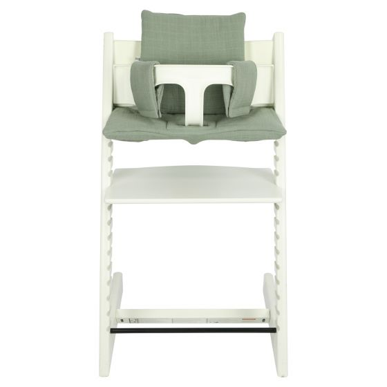 High chair cushion | Stokke Bliss Olive