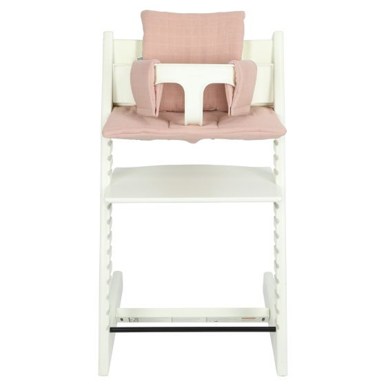 High chair cushion | Stokke Bliss Rose