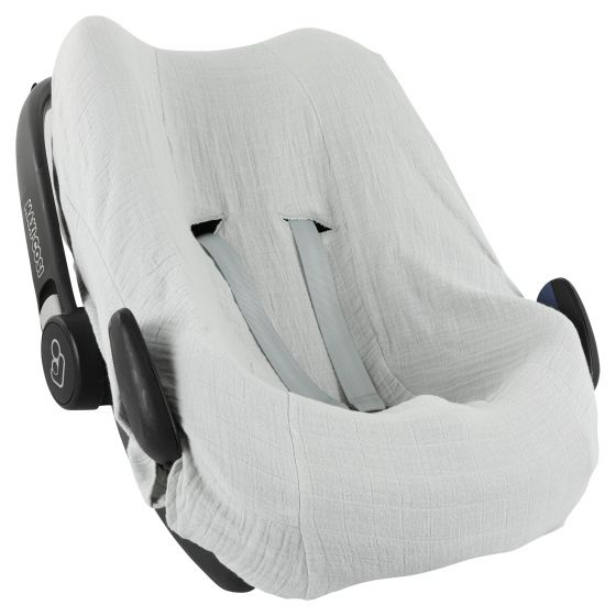 Car seat cover   Pebble Bliss Grey