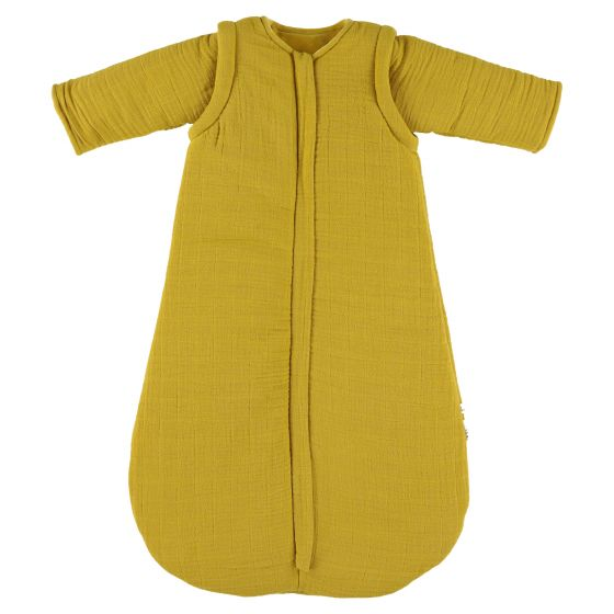 Sleeping bag winter | 70 cm Bliss Mustard