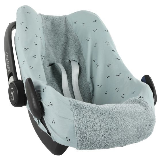 Car seat cover | Pebble Mountains