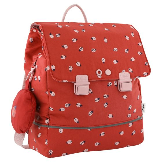 School backpack - Ladybug