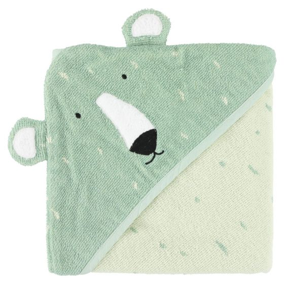 Badcape | 75x75cm - Mr. Polar Bear