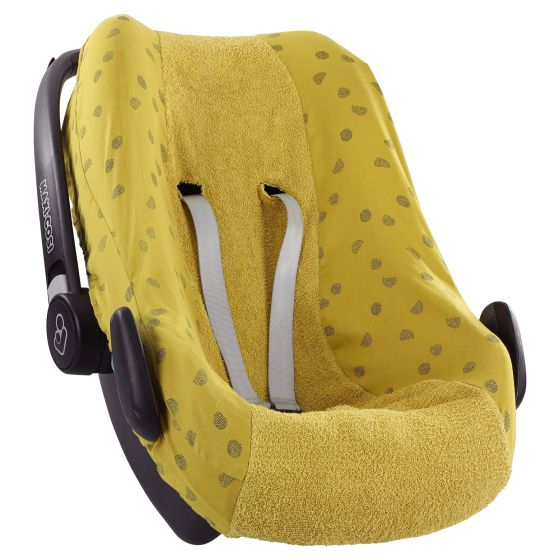 Car seat cover | Pebble Sunny Spots