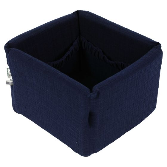 Nursery basket - Bliss Blue