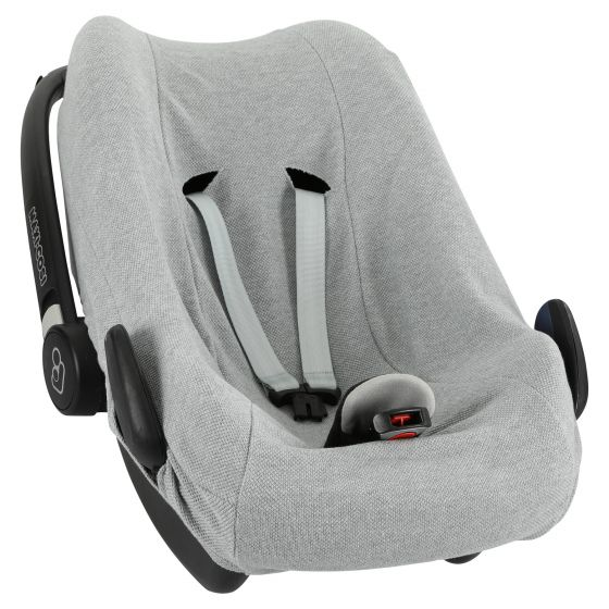 Car seat cover | Pebble Grain Grey
