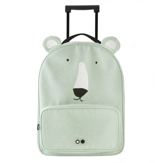 Travel trolley Mr. Polar Bear